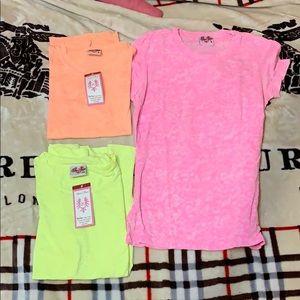 Tops - Semi sheer t shirts (SEPARATE)